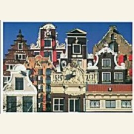 9 Types of Amsterdam Canal Houses