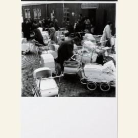Schoonheidswedstrijd voor baby's, georganiseerd do