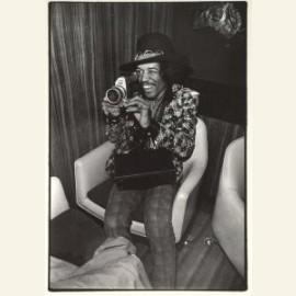 Elliott Landy/Jimi Hendrix