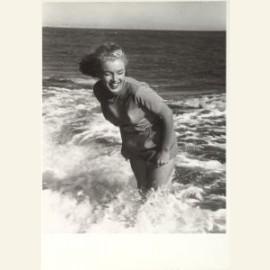 Marilyn Monroe, Malibu 1948, permission F.B.