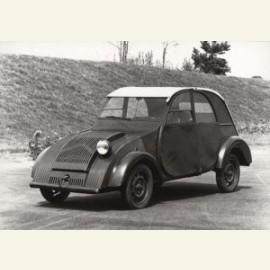 Een paralu op wielen-Citroen