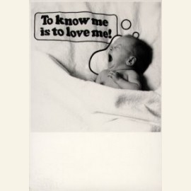To know me II