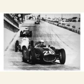 A.Ascari,GP Monaco 1955