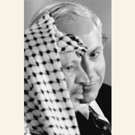 Netanyahu and Arafat