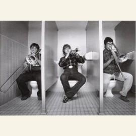D.Hornback/Bathroom Trio
