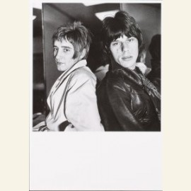 Rod Stewart en Jeff Beck
