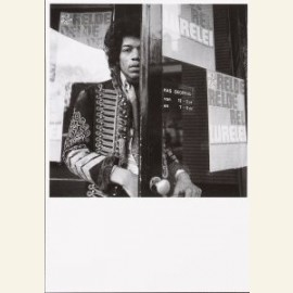 Jimi Hendrix (1966)