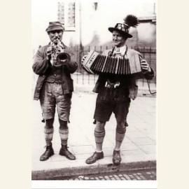 Beierse straatmuzikanten