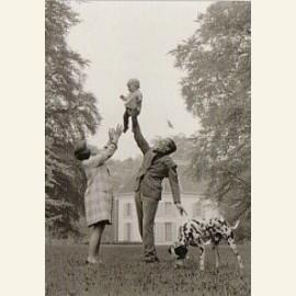Prinses Beatrix, Prins Claus en Willem-Alexander