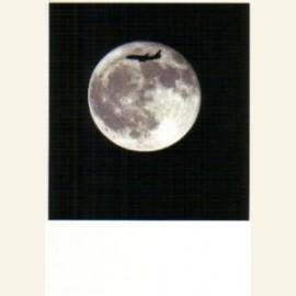 A full moon on Friday