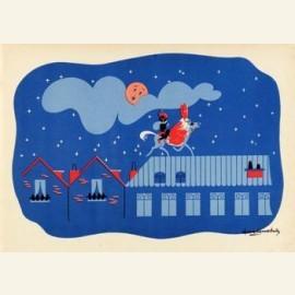 Collectie Booy/ Sinterklaas