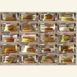 De 'automaat' een typisch Nederlandse snackmachine