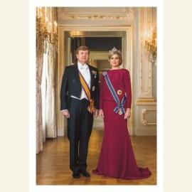 Zijne Majesteit Koning Willem-Alexander en Hare