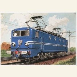 C.Burki/Electr. locomotief