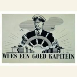 Wees een goed kapitein