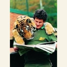 Tiger bonding.