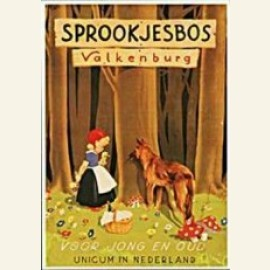 Sprookjesbos  Affiche, 1958