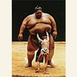 R.Kennedy/Sumo Wrestler/WPP.