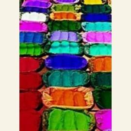 Kleuren uit Nepal