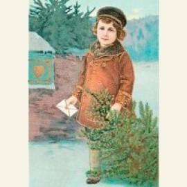 Prentbriefkaart, ca. 1910