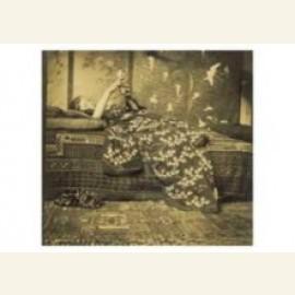 Meisje in kimono