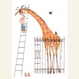 Dikkertje Dap met giraf