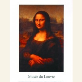 Leonardo d.Vinci/Mona Lisa/MNL