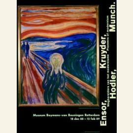 Munch/De Schreeuw/60*80/BvB/BR