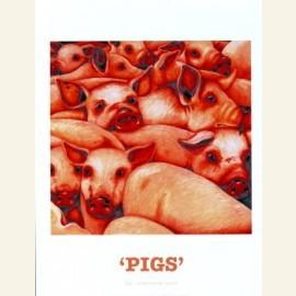 Charlotte Lyon/ Pigs