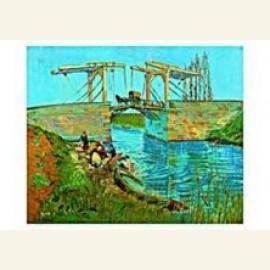 van Gogh/ Drawbridge, Arles