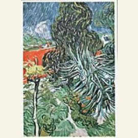 van Gogh/Le jardin