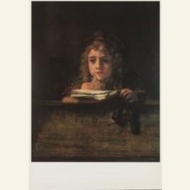 Rembrandt/Titus lessenaar/BvB