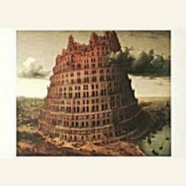 P.Bruegel de Oude/Babel/BvB
