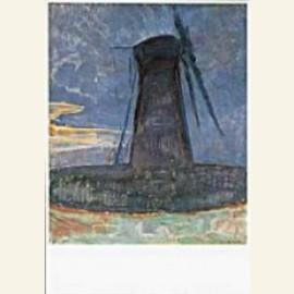 Mondriaan/Molen Domburg/HGM