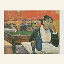 P. Gauguin/Cafe in Arles/PMM