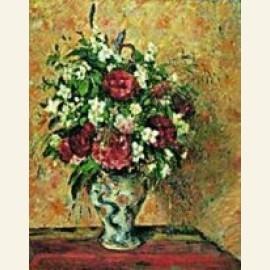 C.Pissarro/Vase of Flowers