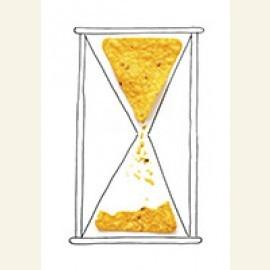 Dorito clock