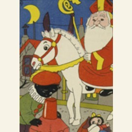 Sinterklaas, ca.1950