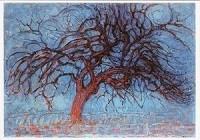 Piet Mondriaan (1872-1944) | De rode boom, 1908 kaart